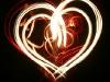 o-inima-in-flacari